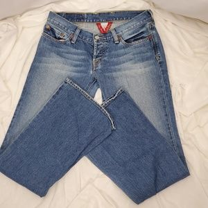 Lucky Brand Lil Maggie Jeans Size 4/27